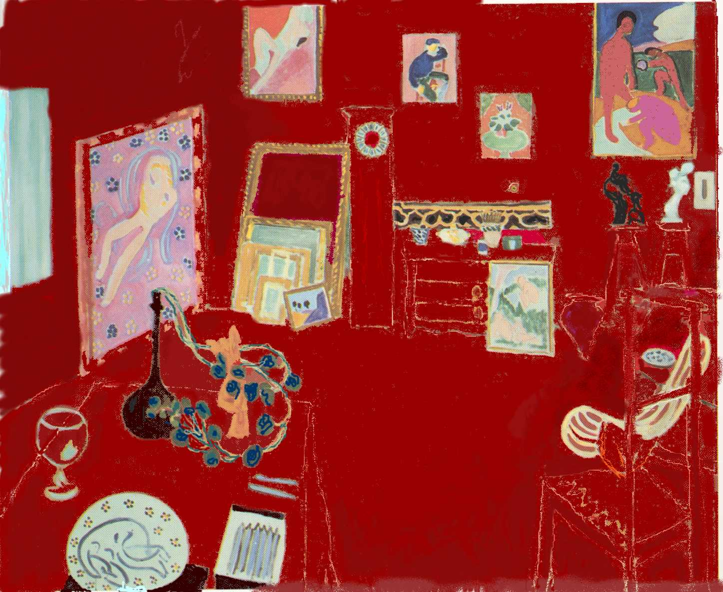 the-red-studio-henri-matisse